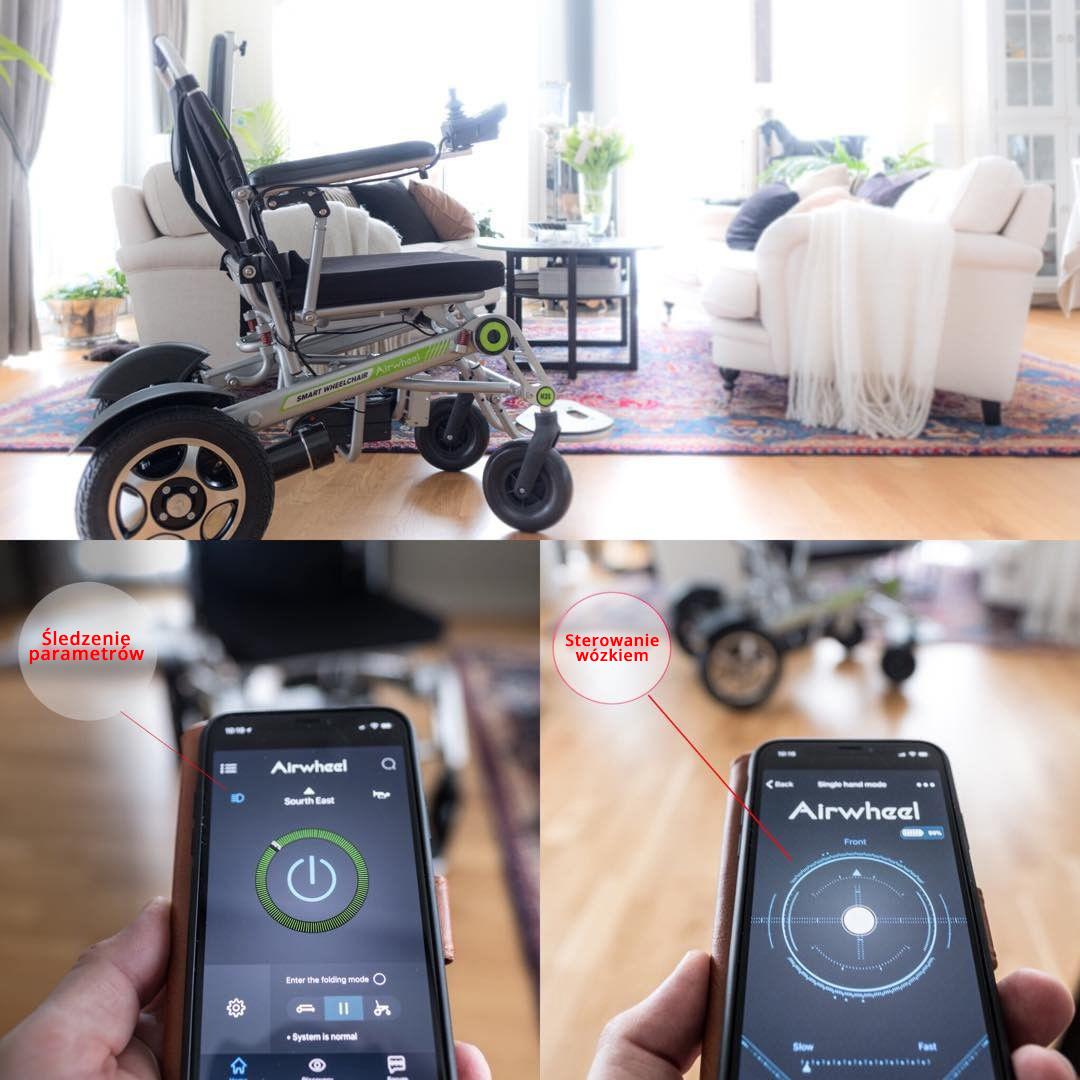 Wózek elektryczny Airwheel